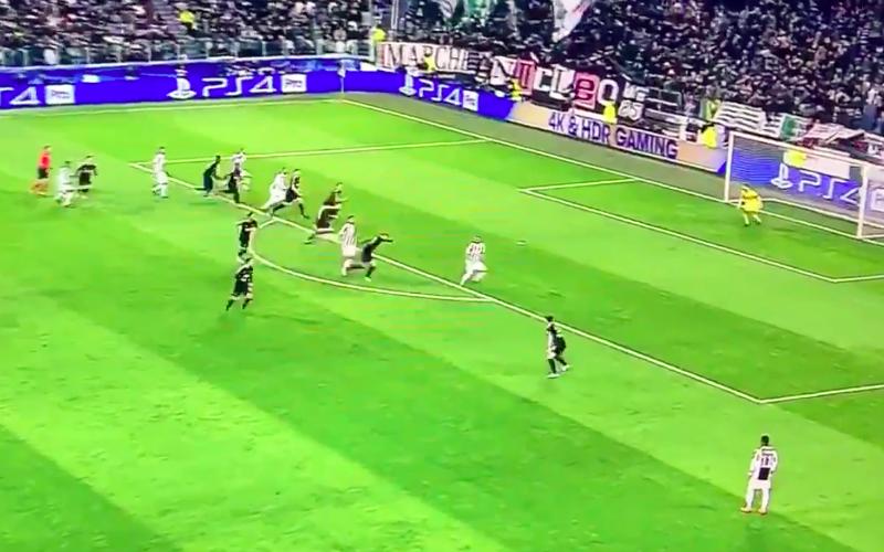Higuain scoort meteen pareltje tegen Tottenham (Video)