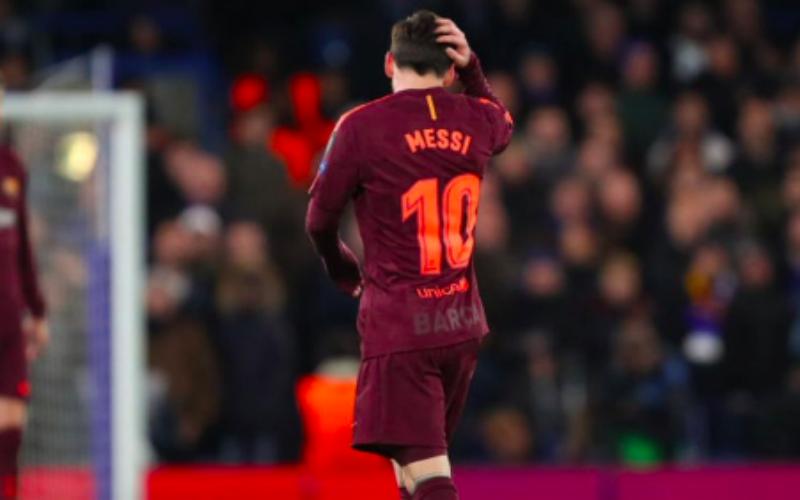 Deze foto van Messi gaat viraal, zie jij waarom?
