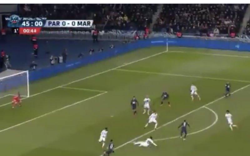 Di Maria doet Neymar al meteen vergeten met deze heerlijke goal (Video)