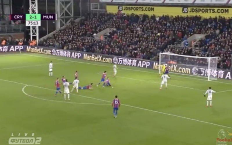 Lukaku is weer van goudwaarde voor Manchester United (Video)