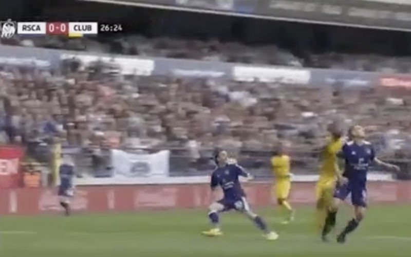 Verdiende Anderlecht hier een penalty tegen Club Brugge? (Video)
