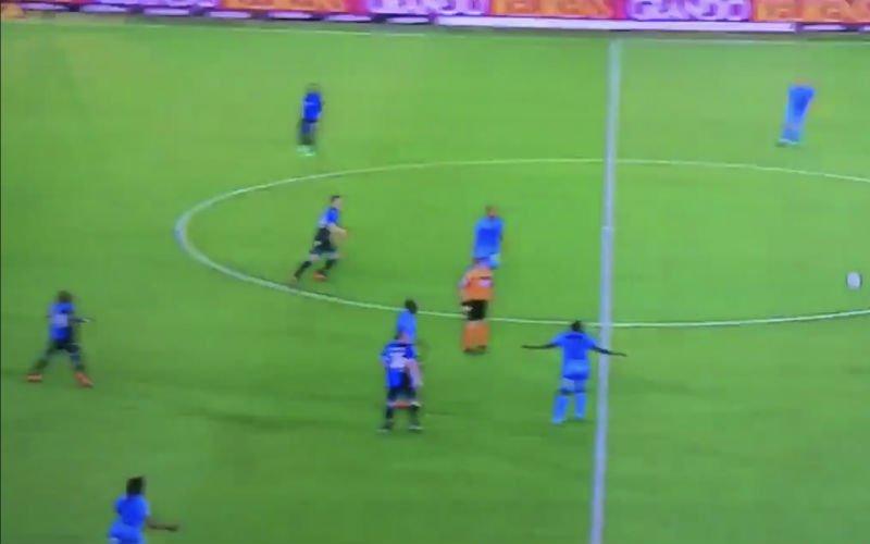 Daarom keurde VAR doelpunt van Club Brugge af (Video)