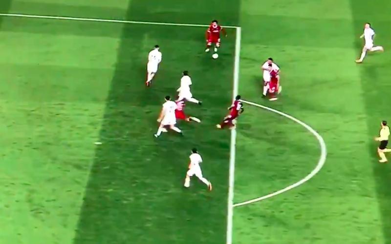 Salah maakt FANTASTISCH doelpunt! (Video)