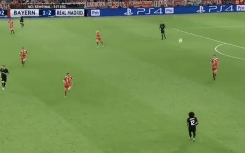 Marcelo pakt nu al met de controle van het jaar (Video)