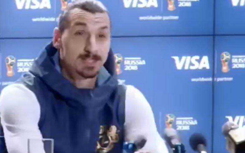 Ibrahimovic kondigt groot nieuws aan: