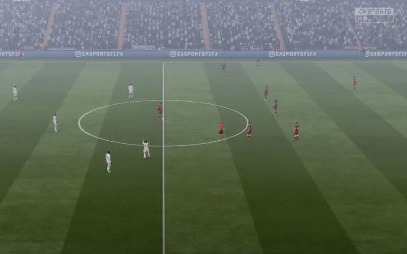 FIFA 18: Liverpool en Real Madrid maken er spektakelstuk van (Video)
