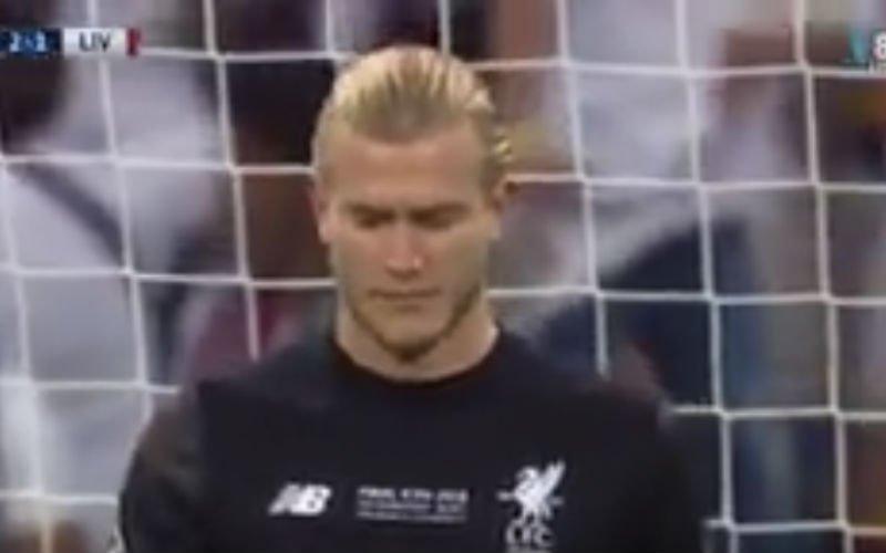 'Deze beelden bewijzen dat Karius met opzet Real-goals incasseerde' (Video)