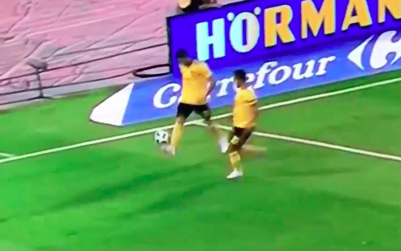 Heb jij vreemde actie van Hazard gespot tijdens België-Costa Rica? (Video)