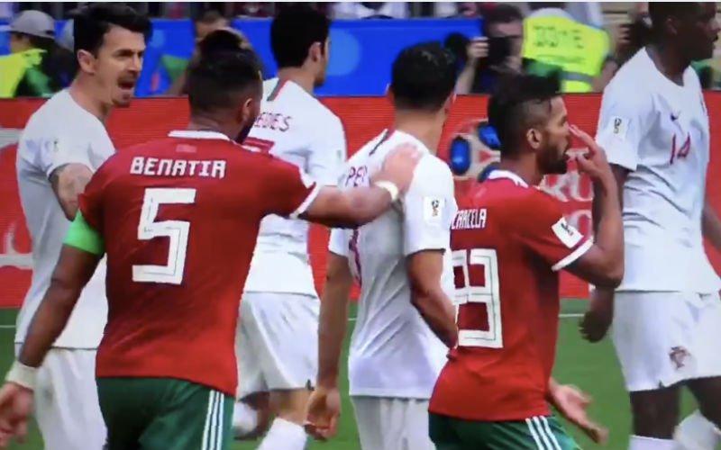 Pepe blijft Pepe! Kijk eens wat Portugees hier doet tegen Marokko (Video)