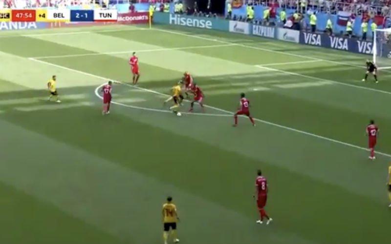 Lukaku wordt serieuze bedreiging voor Ronaldo door deze knappe goal (Video)