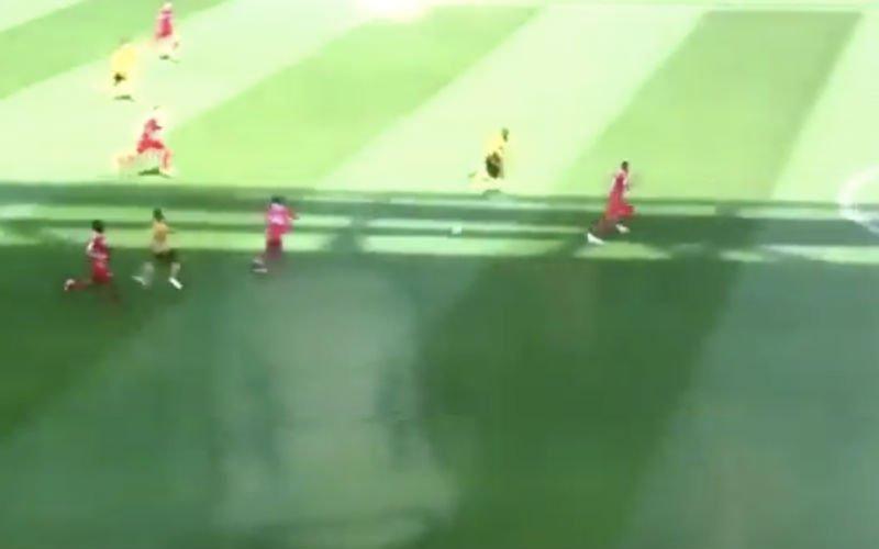 Wat een spits! Lukaku scoort zijn derde op dit WK (Video)