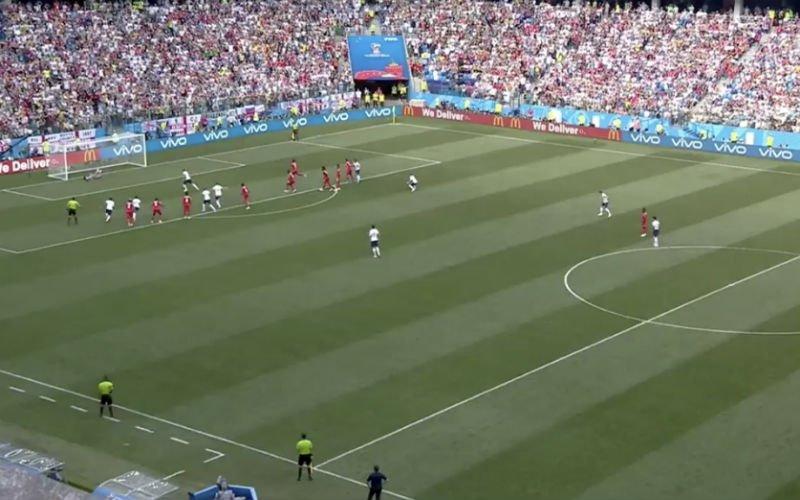 Geniaal! Kijk wat Panamezen hier deden na doelpunt van Kane (Video)