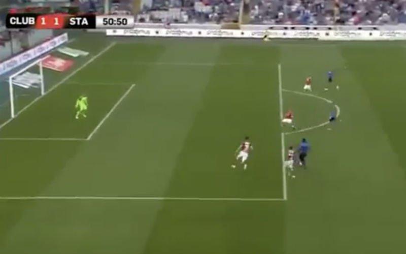 Retro Supercup: Pareltjes van Vormer en Izquierdo, Anderlecht-spits scoort