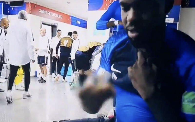 Samuel Umtiti gebruikte 'wondermiddel' om te scoren tegen België