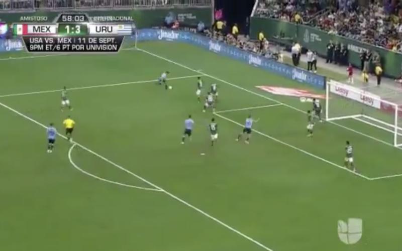 Suarez maakt 2 fraaie goals en pakt dan uit met dé assist van het weekend