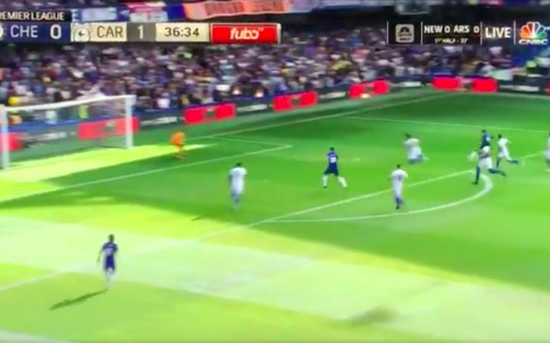 Hazard flitst en maakt twee goals in amper zeven minuten