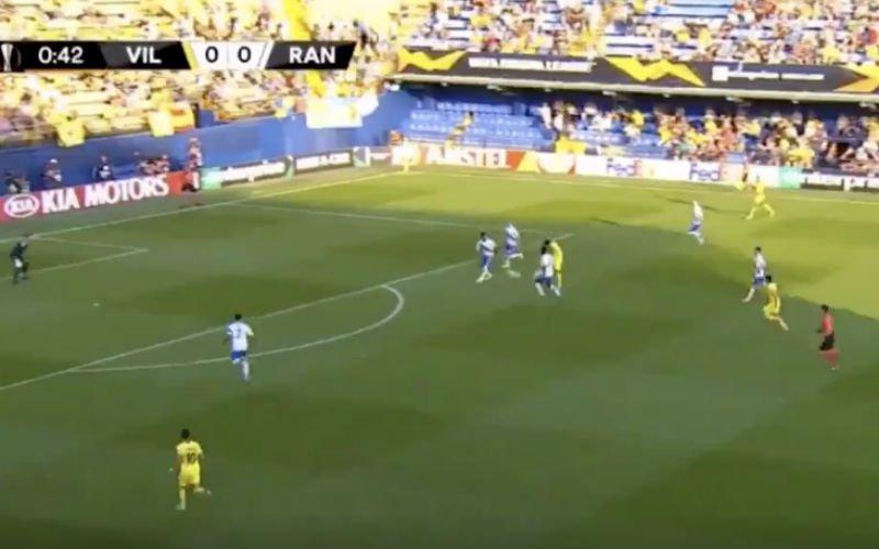 Carlos Bacca scoort na 43 (!) seconden dit geweldig doelpunt (VIDEO)