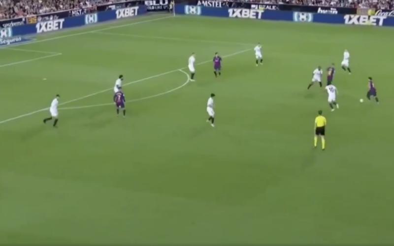 Messi maakt schitterend doelpunt, maar Barça wint opnieuw niet
