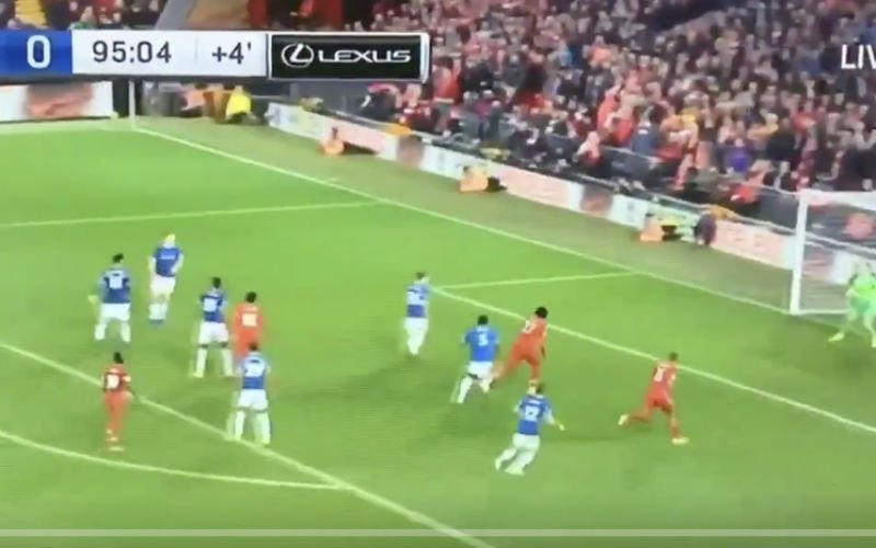 Origi is held na bizar doelpunt in 96e minuut, Klopp wordt gek (VIDEO)