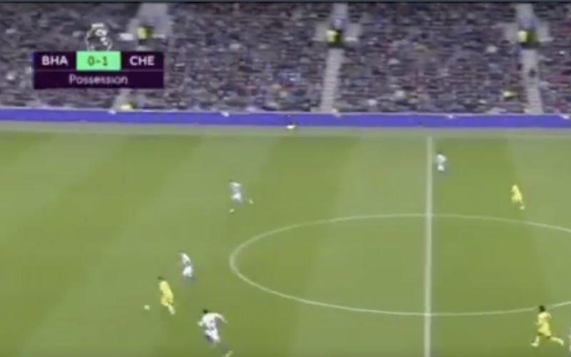Gezien Real? Hazard speelt alles kapot bij Chelsea (VIDEO)