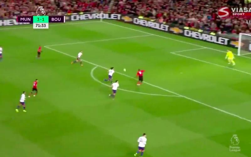 Gezien Mourinho? Lukaku scoort 2 minuten na invalbeurt (Video)