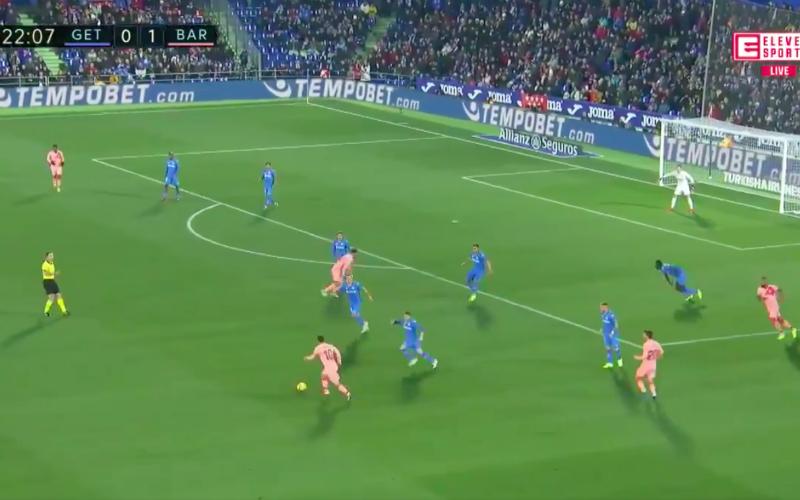 Buitenaards! Messi pakt nu al uit met dé ingeving van het jaar (VIDEO)
