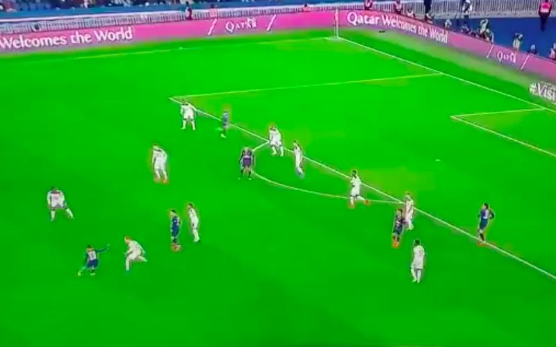 Neymar maakt uit het niets geniaal doelpunt bij PSG (VIDEO)