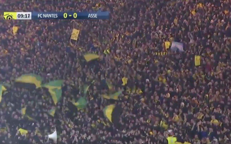 Kippenvel: Nantes-Saint-Etienne stilgelegd voor vermiste Sala