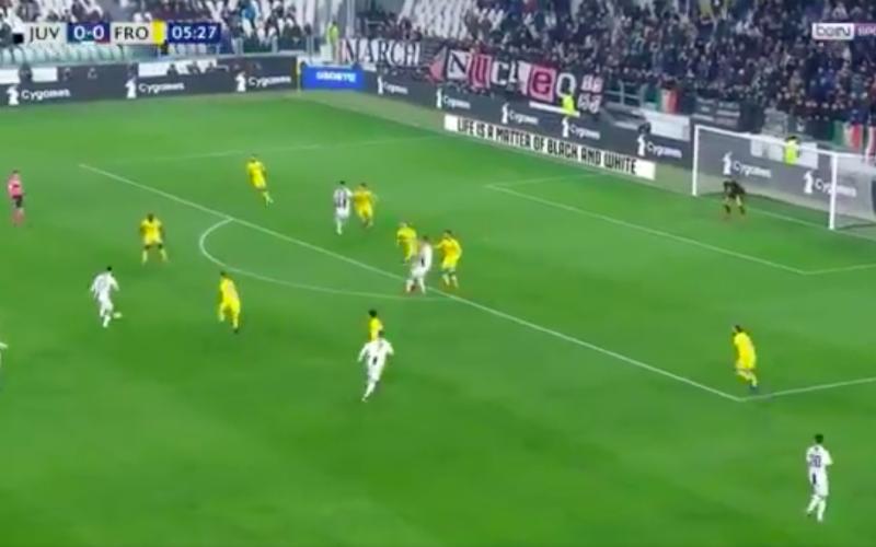 Dybala maakt wereldgoal bij Juventus, en let vooral op zijn viering (VIDEO)