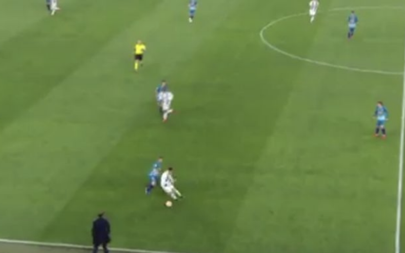 Cristiano Ronaldo ruïneert de carrière van Koke (VIDEO)
