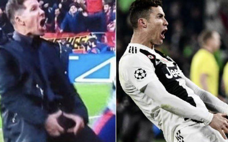 Schorsing dreigt voor Cristiano Ronaldo in Champions League
