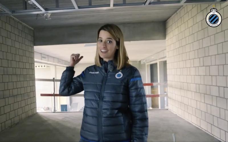 Club Brugge onthult eerste beelden van nieuw oefencomplex (VIDEO)