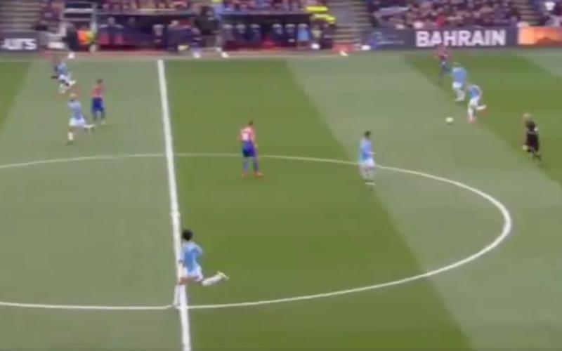 En dan doet Kevin De Bruyne dit bij Manchester City (VIDEO)