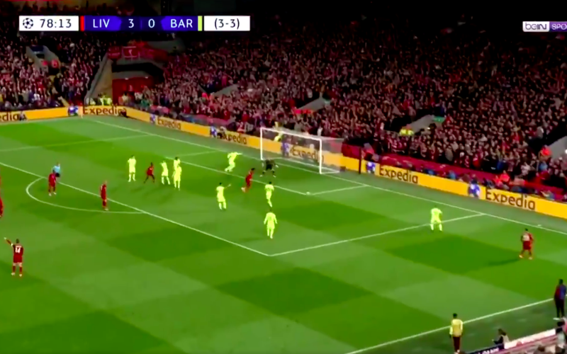 Origi degradeert Barcelona tot amateurs en maakt geniale 4-0 (VIDEO)