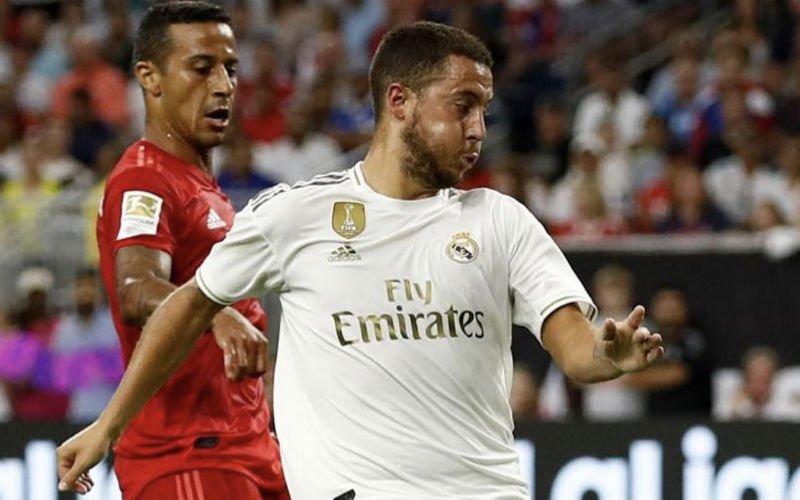 Hazard zwaar onder vuur bij Real Madrid: