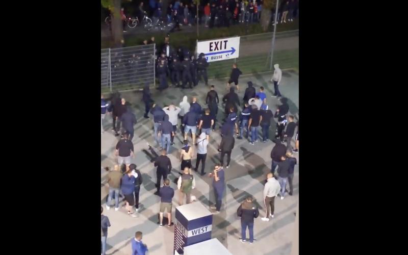 Woeste Genk-fans gaan over de schreef na zware nederlaag (VIDEO)