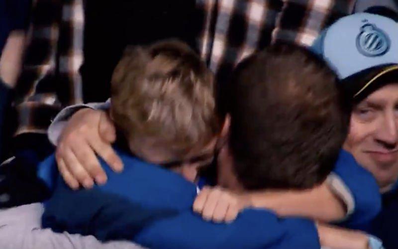 Ruud Vormer bezorgt jonge Club-fan het beste moment van zijn leven (VIDEO)