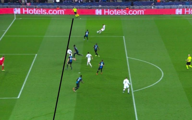 Club Brugge pijnlijk bestolen tegen PSG: