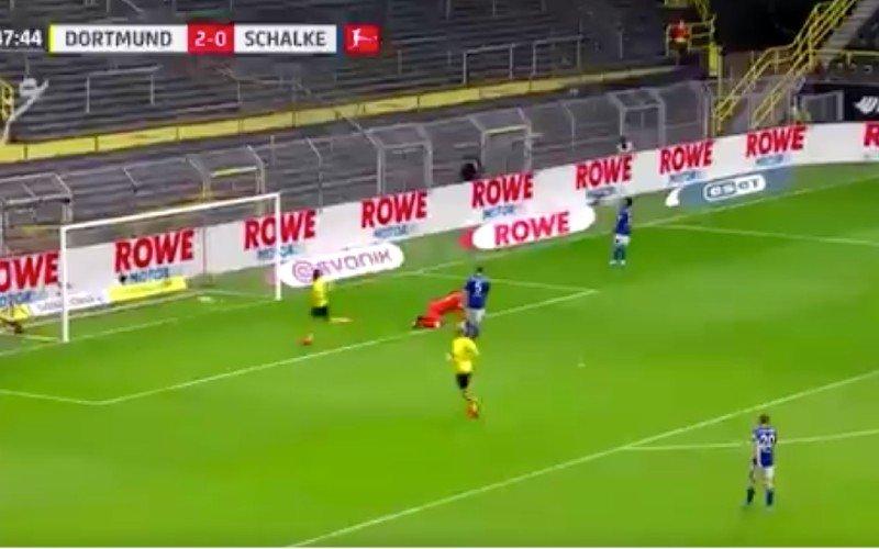 Thorgan Hazard serieus op dreef: Na assist scoort Rode Duivel nu zelf (VIDEO)