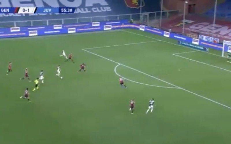 Raket! Cristiano Ronaldo maakt fantastisch doelpunt bij Juventus (VIDEO)