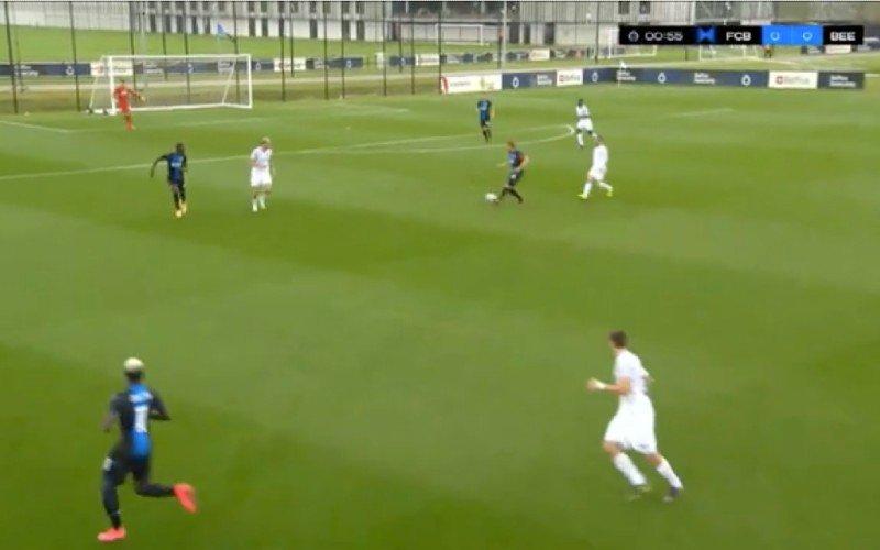 Vormer gaat pijnlijk in de fout bij Club Brugge, fans geloven hun ogen niet