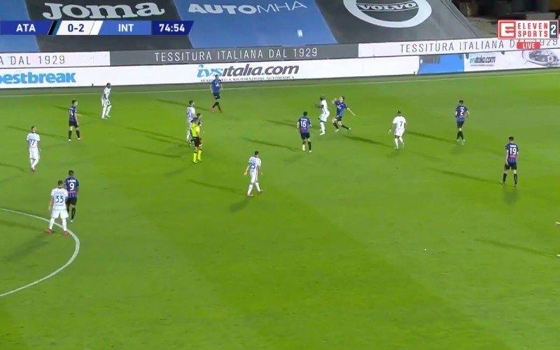 Wow! En dan doet Romelu Lukaku plots dit bij Inter (VIDEO)
