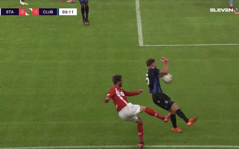 Duidelijkheid na chaos in Standard-Club Brugge: