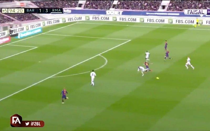 """Tackle van Ramos op Messi gaat de wereld rond: """"Hier zijn geen woorden voor"""""""