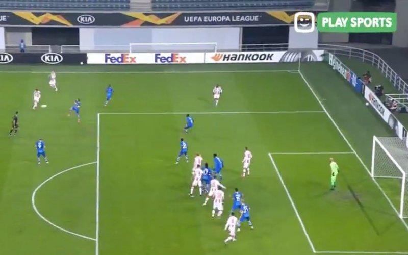 Sinan Bolat afgemaakt na nieuwe blunder bij AA Gent: