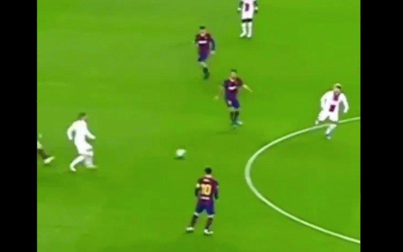"""Beelden van Messi tegen PSG gaan de wereld rond: """"Is dit nog normaal?"""" (VIDEO)"""