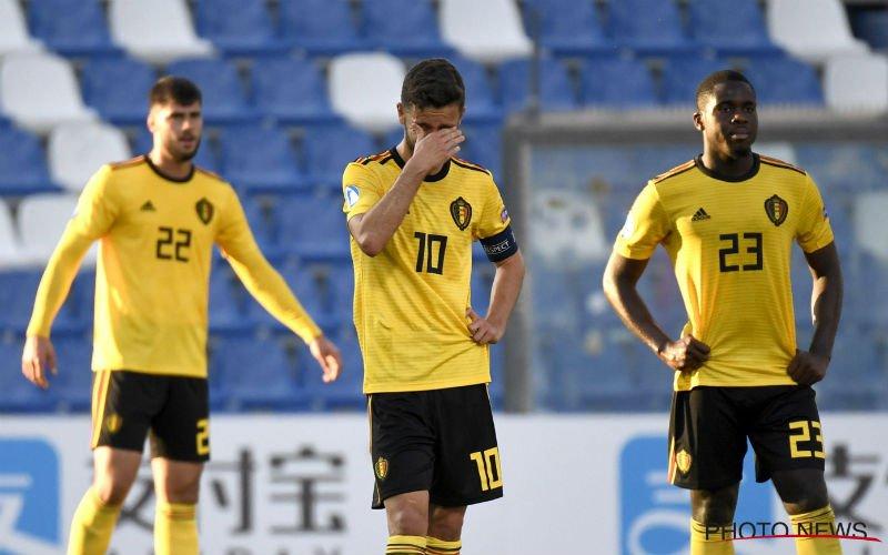 Jonge Rode Duivels beginnen ondanks droomstart met valse noot aan EK U21