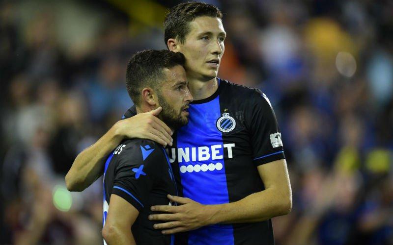 'Siebe Schrijvers vertrekt mogelijk per direct bij Club Brugge'