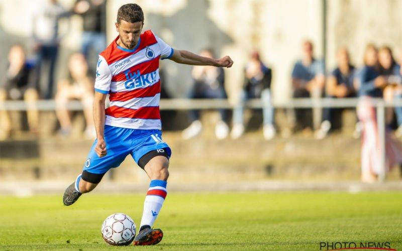 Schrijvers merkt meteen serieus probleem op bij debuut voor Club Brugge