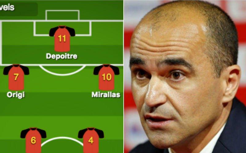 Onwaarschijnlijk: dit elftal Rode Duivels neemt Martinez niét mee naar WK